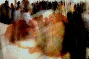 """拓展艺术边界尝试—评傅文俊""""数绘抽象摄影""""作品"""