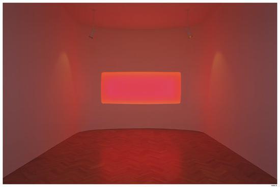 詹姆斯·特瑞尔《Pelée》,2014。致谢:Pace Gallery