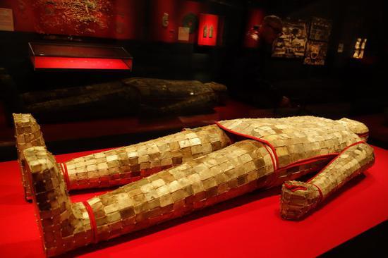 160余件汉代珍贵文物在旧金山亚洲艺术博物馆展出