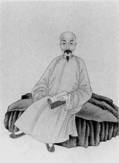 清代官员吴大澂的书法以篆书最为著名