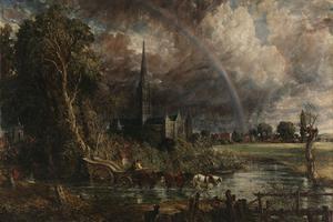 苏格兰国家美术馆迎来风景画家康斯太勃尔代表作