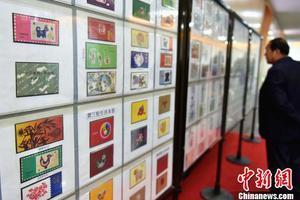 1980版猴票现青海生肖邮票展 升值速度超黄金