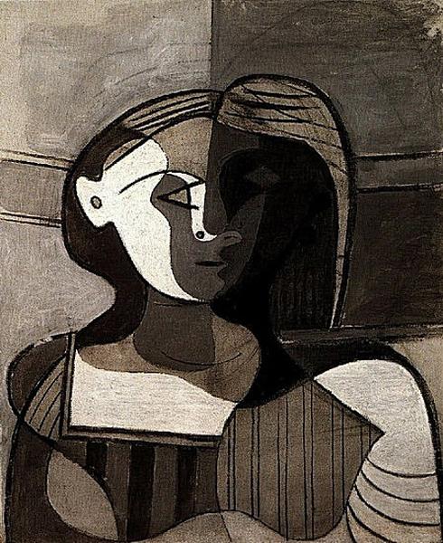 毕加索 Picasso - Maiden Bust (Marie-Therese Walter)