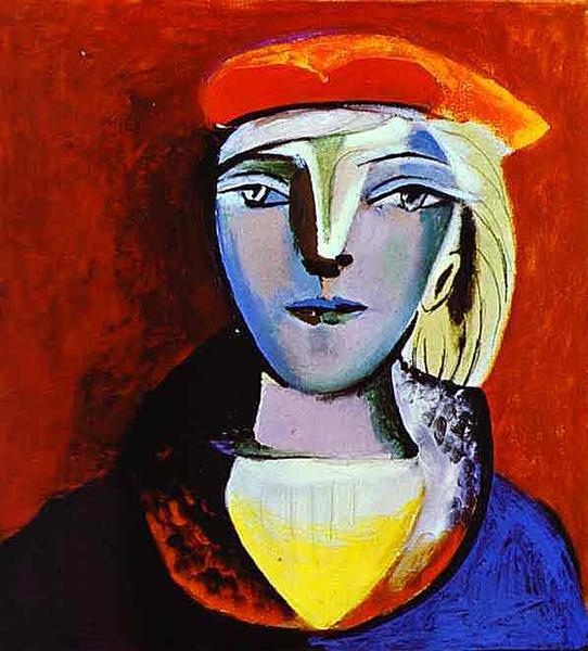 毕加索 Picasso - Marie-Therese Walter2