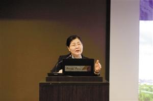 故宫博物院副院长宋纪蓉