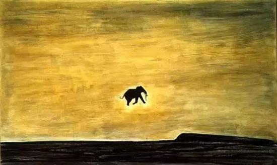 常玉,孤独的象,1960年代