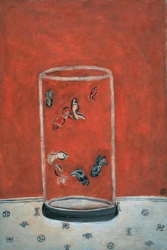 常玉,八尾金鱼,1930年代-1940年代