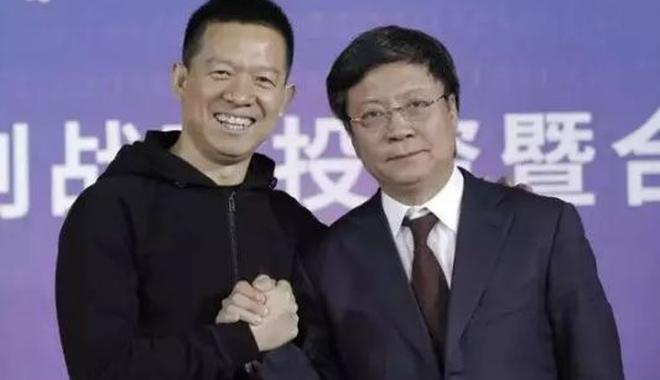 贾跃亭接盘乐视电商亏损资产
