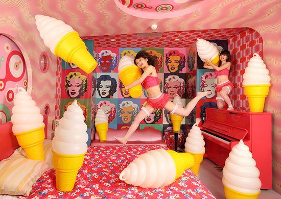 王建扬,我爱冰淇淋,收藏级无酸艺术纸、艺术微喷,67x100cm,2011,Edition of 3