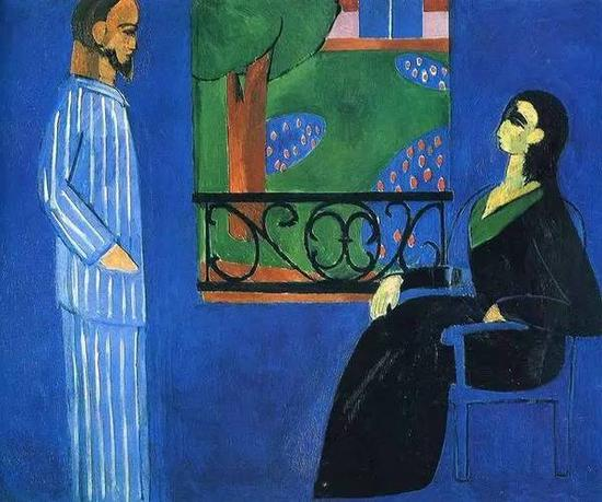 亨利·马蒂斯 Henri Matisse - Conversation