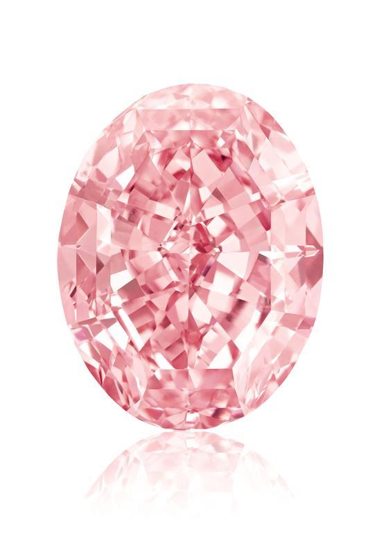 The Pink Star 粉红之星