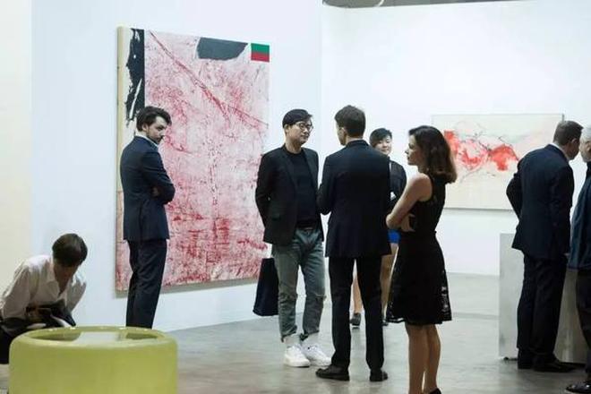 巴塞尔新锐艺术家将取代蓝筹艺术家?