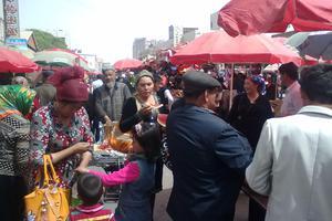 宋志峰摄影之新疆民俗