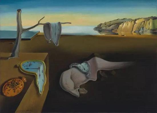 达利《记忆的永恒》(1931年)