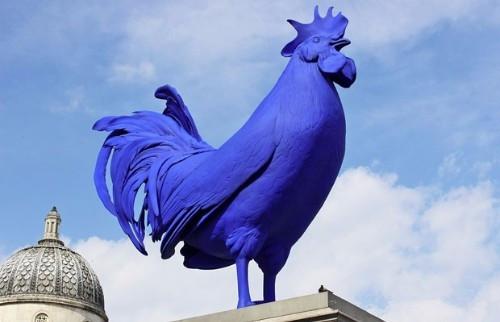 卡塔琳娜·弗里茨奇,公鸡,2013-2015