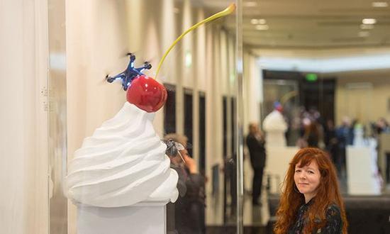 """希瑟·菲利普森的作品""""终结""""将于2020开始在第四基座展示"""