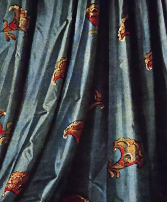 《大宫女》中的帷幔
