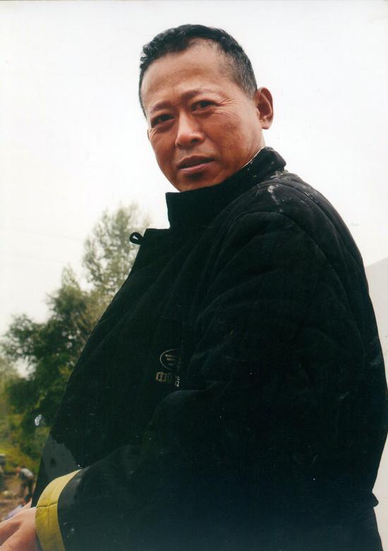 艺术家赵开坤