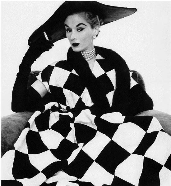 欧文?佩恩 丽莎?芳夏格里芙?佩恩肖像纽约 1950年 史密森美国艺术博物馆收藏