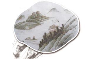 瓷板画行情近几年有升温态势