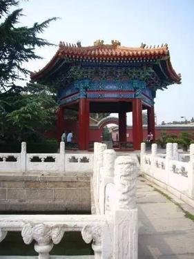 太庙风光井亭(图片来源于网络,版权归原作者所有)