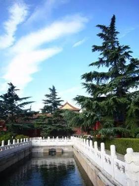 太庙风光玉带桥栏杆(图片来源于网络,版权归原作者所有)