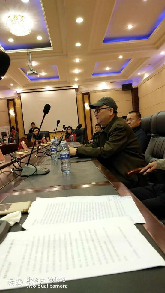 本书作者天津地质研究院副院长刘道荣