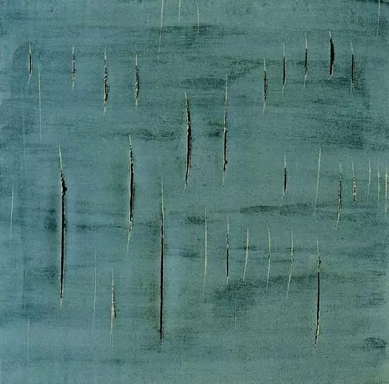Concept Spatiale, 1958