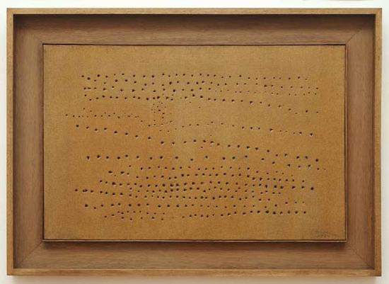 Spatial Concept,1949-1950
