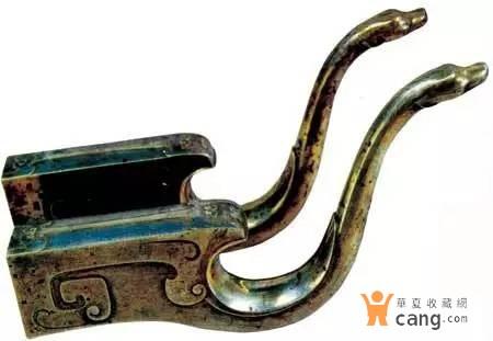 一号铜车上的银弩辄