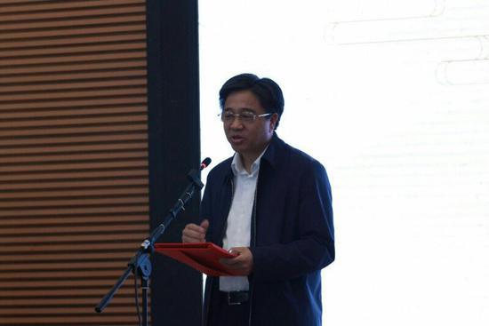 河北省委宣传部副部长张砚平讲话