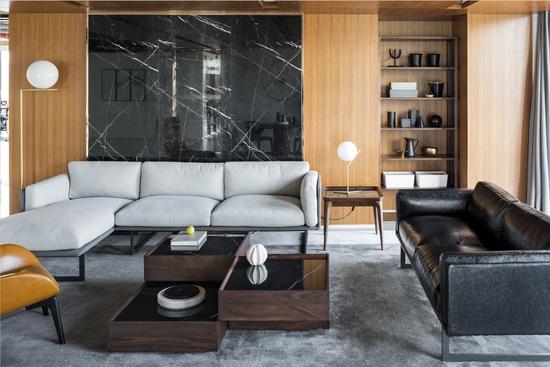 木智工坊-无际转角沙发