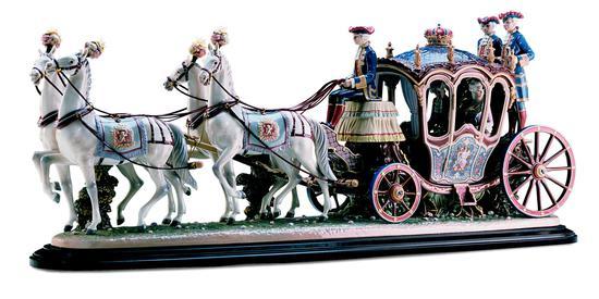 雅致-十八世纪马车  XVIIITH CENTURY COACH