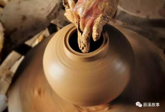 辰溪手工制陶