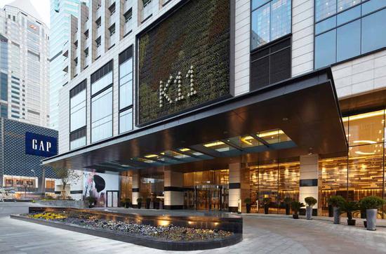 K11购物中心