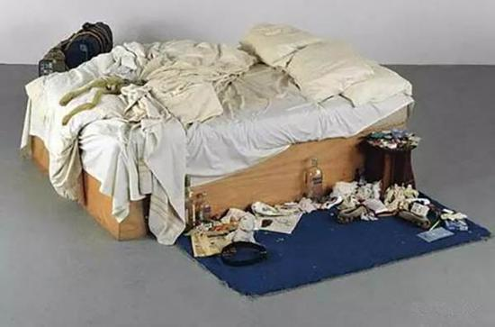 《我的床(My Bed)》 1998