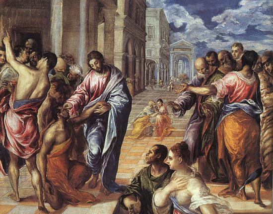 你应该知道的十件埃尔格列柯的作品