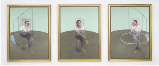 (陈泰铭以8080万美元买下弗朗西斯·培根创作的三联画《约翰·爱德华兹肖像习作》)