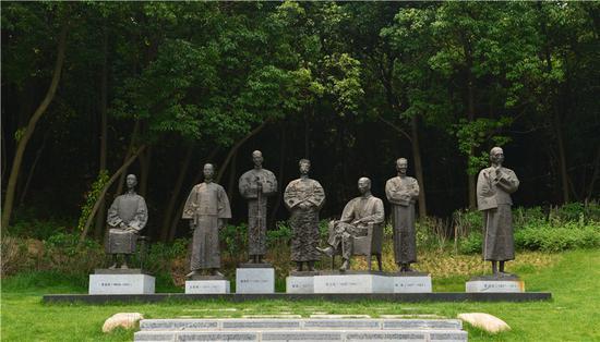 谭建明 《文化生态·文人中国》 金奖