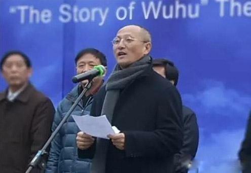 中国雕塑学会会长、清华大学美术学院副院长曾成钢
