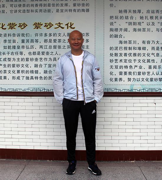 中国陶瓷艺术大师吕俊杰