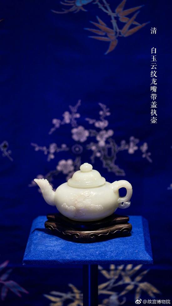 故宫博物院举办的《海上丝绸之路》展览