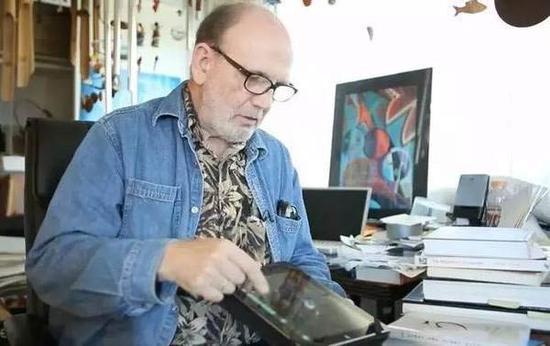 音乐学教授大卫·科普