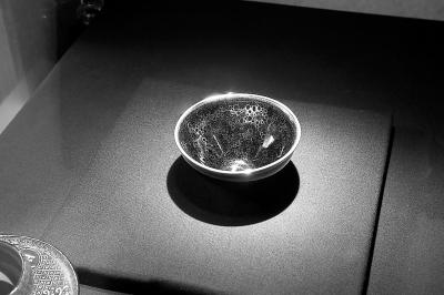 中国已经失传的文物:曜变天目茶碗