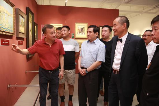 2016年艺术南京成交量领先的墙上艺术