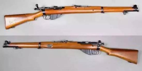 """李氏步枪,不但让清军赢得""""镇南关大捷"""",还为大英帝国赢得了两次世界大战胜利的优秀武器"""