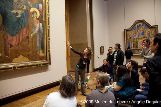卢浮宫助力中国教师定制艺术教育项目