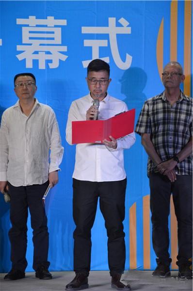 湖北美术学院院长徐勇民致辞