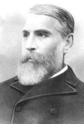"""李氏步枪名字中的""""李""""先生(1831 – 1904)"""
