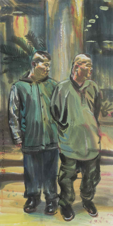 父与子2 Father and Son 2_68.5x137